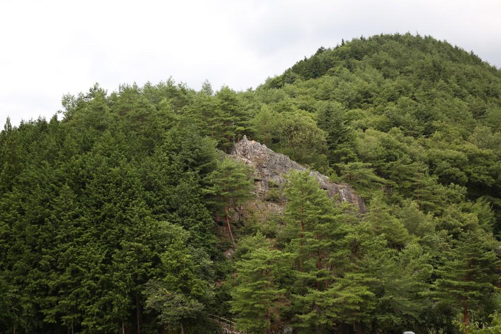 a female rock